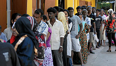 Violence mars Sri Lankan presidential election as militants attack Muslim voters