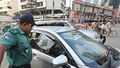 DMP chief: Less fine for first time traffic rules violators