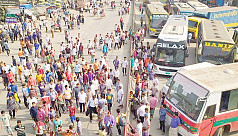 Will the transport troubles end?