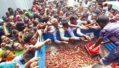 TCB to start selling onion from September...