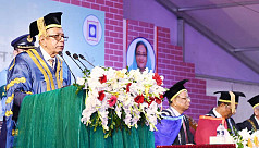 President to teachers: Do not compromise ideals for personal gains