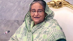 PM Hasina reaches Dubai