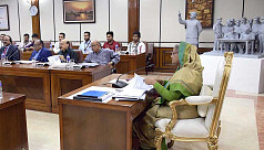 PM Hasina for quick implementation of...