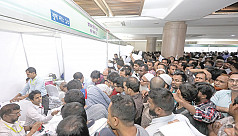 Tax fair turns festive at weekend