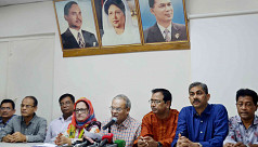 Rizvi calls for national dialogue to solve Rohingya issue