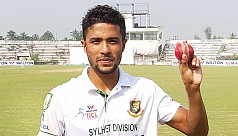 Rookie Ruyel sets Bangladeshi record...