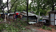 Cyclone Bulbul leaves trail of destruction...