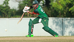 Soumya included for third Zimbabwe...