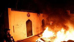 Iraqi forces kill at least 68 protesters after Iranian consulate torched