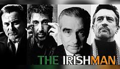 Scorsese praises magical De Niro-Pacino bond