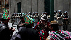 3 dead as Bolivian military lifts fuel blockade