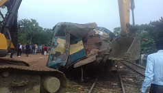 16 killed as two trains collide in...
