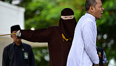 Indonesian man who set adultery laws...