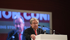 UN chief: Asia must quit coal addiction