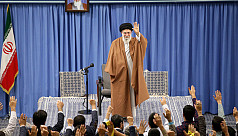 Iran's Khamenei rules out talks with...