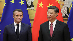 Xi, Macron back 'irreversible' Paris...