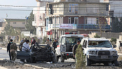 12 killed in Kabul car bomb blast