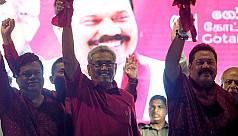 Sri Lanka presidential race tightens...