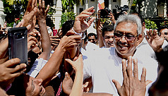 Charges dropped against new Sri Lanka president