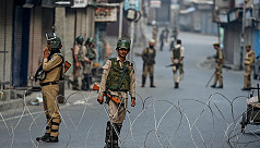 Indian forces kill 3 militants in Srinagar