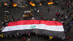 Iraq's deadly unrest closes roads, schools across south