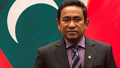 Former Maldives president sentenced...