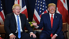 Johnson to Trump: Keep out of UK election