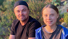 Leonardo DiCaprio: Greta Thunberg a leader of our time