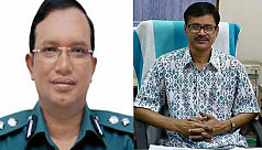 Charge sheet submitted against DIG Mizan and Basir