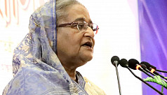 PM hopes Bangladesh Navy to be commercial manufacturer of warships