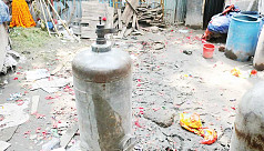Children among 3 killed in Matarbari gas cylinder blast