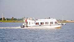 Karnaphuli waterbus service goes into operation