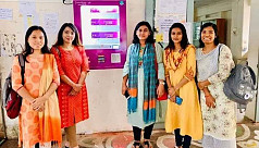 Sanitary pad vending machines at DU