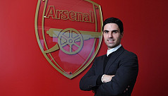 Arsenal manager Arteta tests positive...