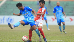 Ctg Abahani beat 10-man Kings, finish...