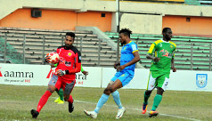 Liton heroics show Abahani exit door of Fed Cup