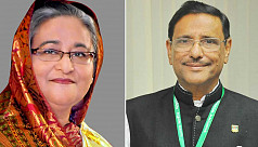 Coronavirus: PM tells Obaidul Quader to stay at home
