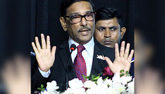 Quader: BNP hiring criminals ahead of Dhaka city polls