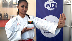 SAG2019: Antara wins Bangladesh's first medal