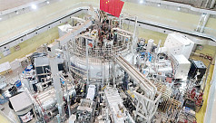 China builds 'artificial sun' to source clean energy