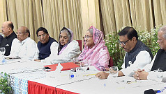 PM: Khaleda leading lavish life in jail
