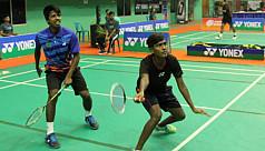 Junior Int'l Badminton begins