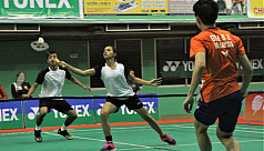 Shuttlers disappoint in quarters