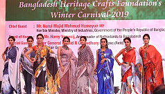 Bangladesh Heritage Crafts Foundation celebrates 'Winter Carnival 2019'