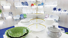 Three -day international ceramic expo...
