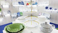 Three -day international ceramic expo kicks off in capital