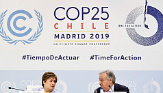 COP25 kicks off in Madrid Monday
