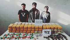 4 held with 800,000 yaba pills in Cox's Bazar