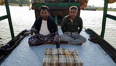 Rohingya among 2 held with 100,000 yaba...