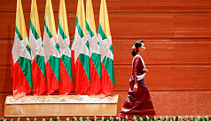Myanmar faces the music